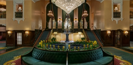 amway grand plaza lobby
